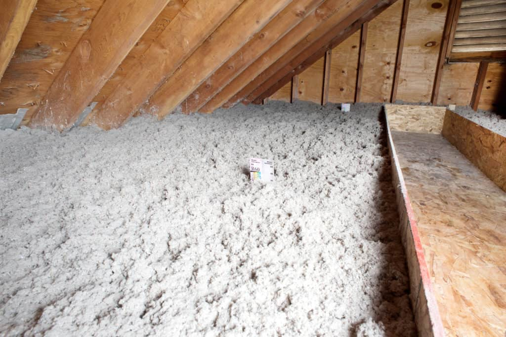 Attic insulation upgrades improve home comfort and energy efficiency