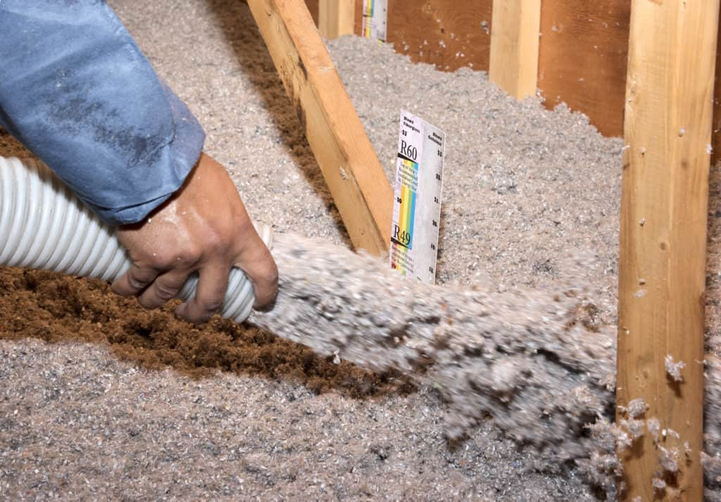 Cellulose Insulation Installation | Attic Insulation & Air Sealing by First Defense Insulation