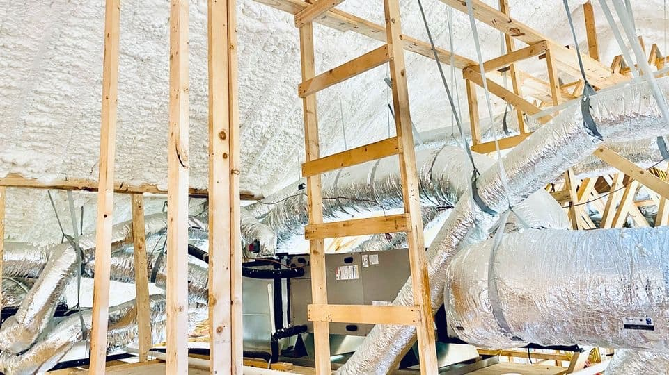 Spray Foam Insulation Houston Tx